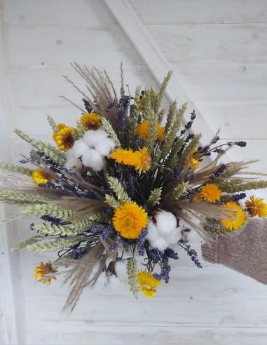 Centre de Flor seca Taller Febrer