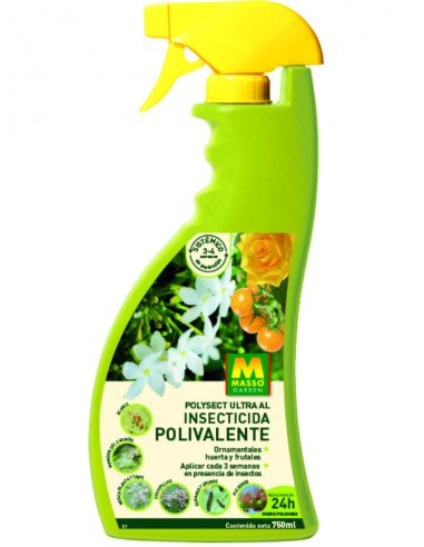 Insecticida Polivalent 750 ml